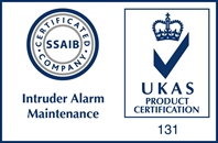 UKAS Intruder Alarm Maintenance